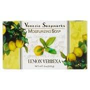 Venezia Soapworks Moisturizing Soap Lemon Verbena - 8 Oz.