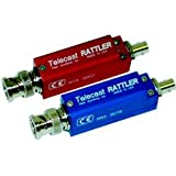 Telecast Rattler 1.5Gbs HD/SDI ST Fiber Optic Transmitter and Receiver Kit-by-Telecast Picture