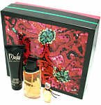Mackie By Bob Mackie For Women. Set-edt Spray 1.7 oz & Body Lotion 2.5 oz & Eau De Parfum Mini .17 oz