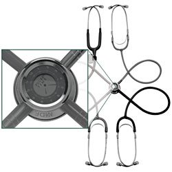 Image of MDF® Pulse TimeTM Teaching Stethoscopes (B008AYUEHM)