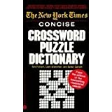 New York Times Concise Crossword Puzzle Dictionaryby Tom Pulliam