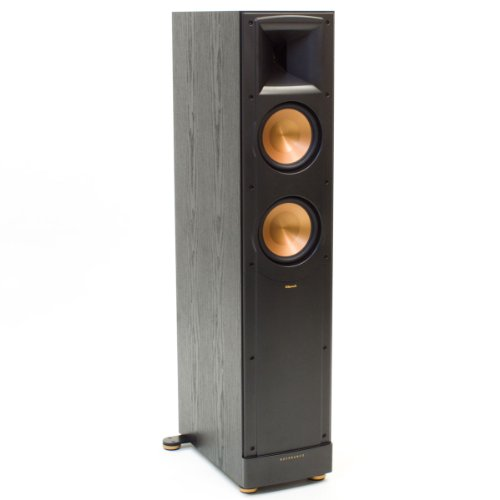 Klipsch Rf-62 Ii Floorstanding Speaker - Black - Each
