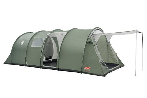 COLEMAN COASTLINE 8 PERSON/MAN DELUXE CAMPING TENT CAMP