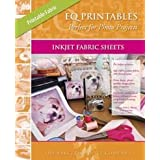 Electric Quilt EQ Photo Printables 50 Bulk Pack Inkjet Fabric Sheets ~ Electric Quilt