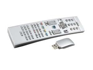 PC-Funkfernbedienung X10 mit USB-Empfänger
