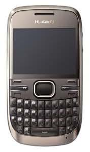 Huawei G6609 Handy (6,1 cm (2,4 Zoll) Display, 3,2 Megapixel Kamera, WiFi) silber