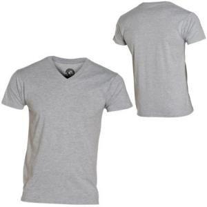 Mens V-Neck Tee Shirt Volcom Short-Sleeve T-Shirt