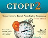 img - for Ctopp-2: Comprehensive Test of Phonological Processes (The Comprehensive Test of Phonological Processing (CTOPP)) book / textbook / text book