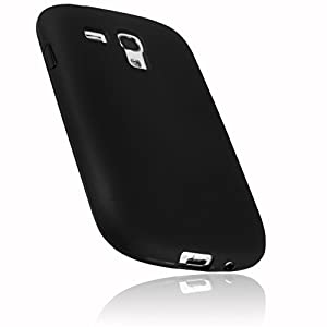 Mumbi Coque pour Samsung Galaxy S3 Mini Noir
