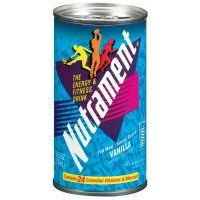 Nutrament Vanilla Fitness Drink (Pack Of 12)