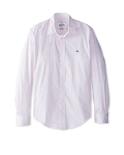 Vivienne Westwood Men's Dot Print Shirt