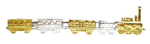 ferro-apertura-cravatte-ricettatore-locomotiva-a-vapore-con-vagoni-parte-dorati-con-box