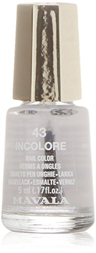 Smalto Minicolor Incolore di Mavala, Smalto Donna - 5 ml.