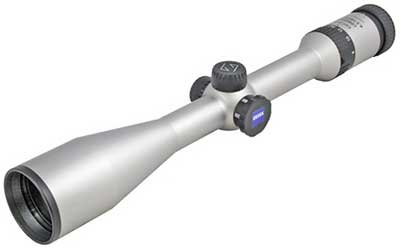 Carl Zeiss Optical Inc Conquest Stainless Riflescope with Reticle 20 Target Turret (4.5-14x44 AO MC)
