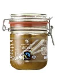 Urtekram Brown Sugar Body Scrub - 380 g