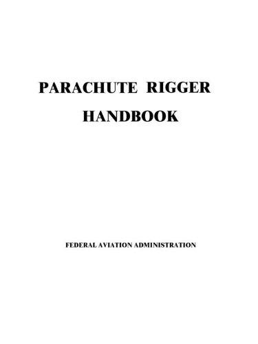 Parachute Rigger Handbook