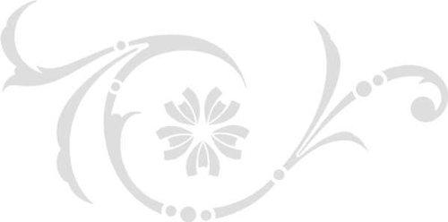Imagen 1 de Etiqueta de la pared e22 Blumenranke Plantas 160x102 cm