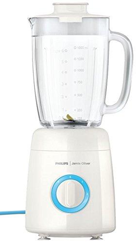 Philips HR2172/01 Jamie Oliver Blender with 2 Litre High Quality Glass Jar For Sale