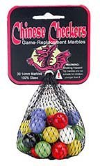 Chinese Checkers Marbles - 1