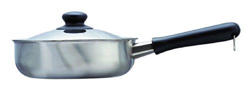 Miller 312 070 22cm Stainless Steel Saucepan Sori Yanagi