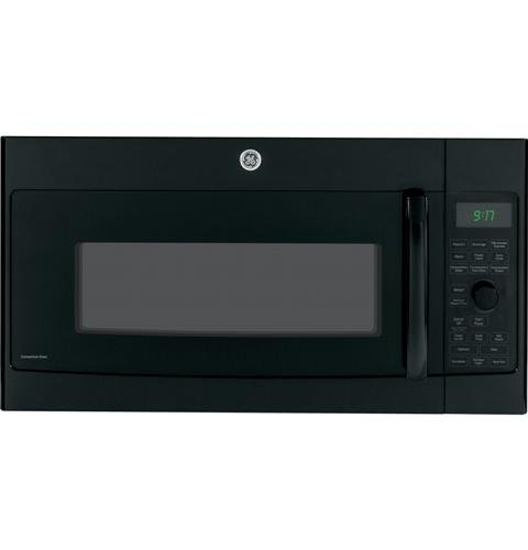 GE PVM9179DFBB Profile 1.7 Cu. Ft. Black Over-the-Range