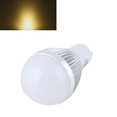 Fashion Particalhigh Power Gu10 9W Led Bulb Spotight Lamp Dimmable 110V Warm Pure White