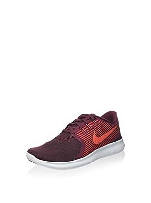 Nike Zapatillas Free Rn Cmtr (Vino)