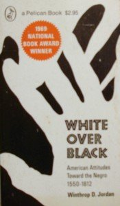 White Over Black, JORDAN WINTHROP D.