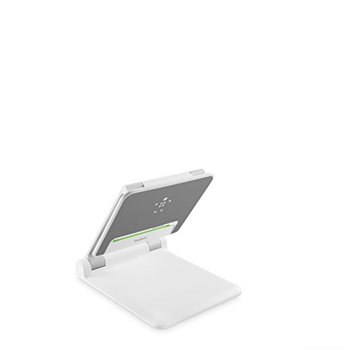 Belkin b2b118 portable tablet stage compatible with most for Ipad pro projector