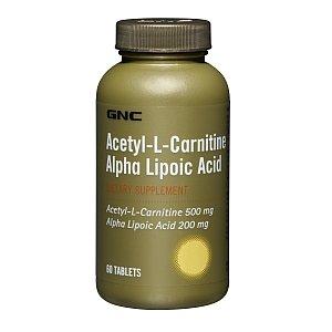 GNC Acetyl-l-carnitine Alpha