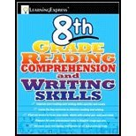 img - for 8th Grade Reading Comprehension & Writing Skills Test (09) by Editors, LearningExpress [Paperback (2009)] book / textbook / text book