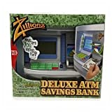 Zillions Deluxe ATM Savings Bank