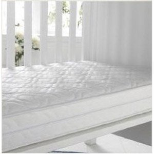 Microfibre Pocket Sprung Cotbed Mattress 140x70/139X69cm       Babyreviews and more information