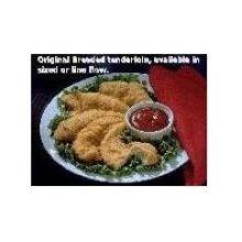 Brakebush Original Select Line Flow Chicken Tenderloins, 10 Pound -- 1 Each.