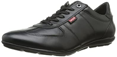 Levi's Chula Vista, Baskets mode homme - Noir (Regular Black 59), 40 EU (6 UK)