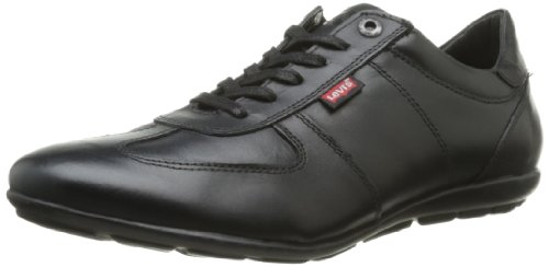 Levi's220964-700 - Sneaker uomo, Nero (Noir (Regular Black 59)), 43