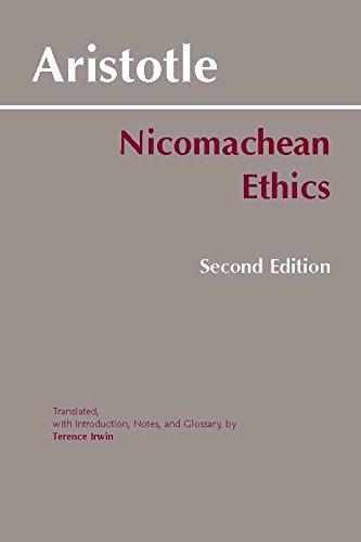 Aristotle - Nicomachean Ethics (Hackett Classics)