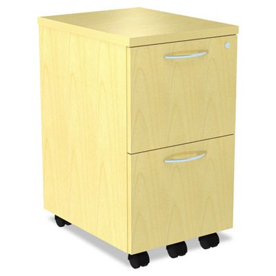 Sedinaag Series Mobile File / File Pedestal Finish: Maple
