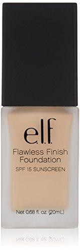 e.l.f. Studio flawless finish foundation porcelain SPF 15 , 0.68 Ounce