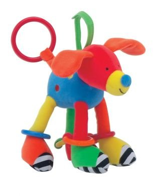 Tiny Hoopy Loopy Dog - Buy Tiny Hoopy Loopy Dog - Purchase Tiny Hoopy Loopy Dog (Jellycat, Toys & Games,Categories)