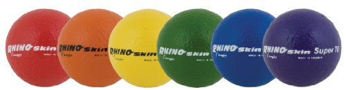 Champion Sports Super 70 Rhino Skin Ball Set - 2.75-Inch