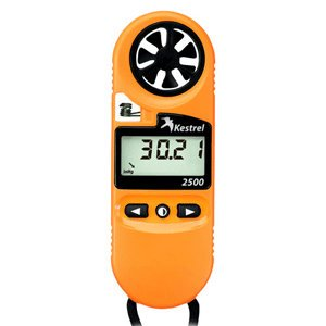 High Quality Kestrel 2500 Pocket Weather Meter - Orange