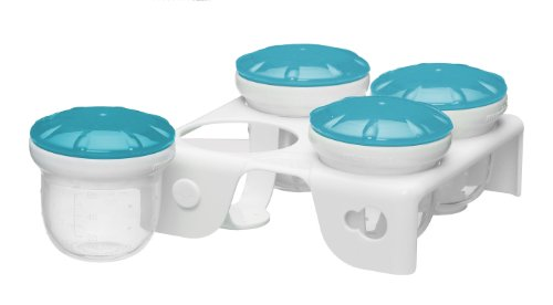 Munchkin 42406 Fresh Food Freezer Cups (Colors May Vary)