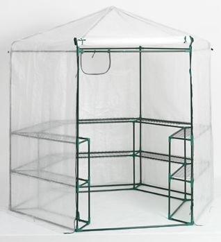 pavillon gew chshaus 230 x 220 cm undrated46. Black Bedroom Furniture Sets. Home Design Ideas