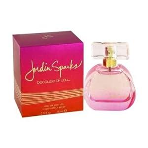 Because of You by Jordan Sparks Eau De Parfum Spray 2.5 oz for Women