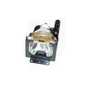 Electrified- Lv-Lp10 / 6986A001 Replacement Lamp With Housing For Canon Projectors