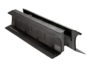 Lomanco 4 Ft Plastic Ridge Vent For Tile Roofs Carton Of