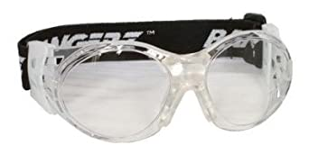 Bangerz Youth Lacrosse and Field Hockey Shatterproof Polycarbonate Goggle by Bangerz