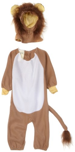 Little Golden Books Tawny Scrawny Lion Costume, Brown, 12 - 18 Months