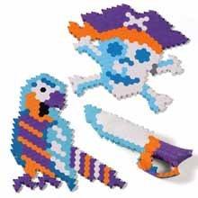 Cheap Fun Manhattan Toys Puzzibits Captain's Crew 300 pieces (B0012XQG1Q)
